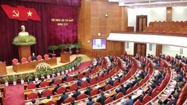 Ban Chấp hành Trung ương Đảng khai mạc Hội nghị lần thứ 2 (khóa XIII)