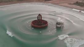 Cỗ máy tạo 2.400 cơn sóng trong một tiếng