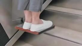 Thang nâng trong nhà giúp di chuyển giữa các tầng