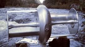 Turbine sông sản xuất nhiều điện gấp 12 lần pin mặt trời