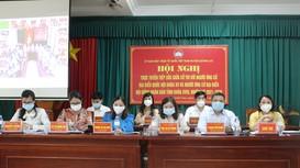 Ứng cử viên đại biểu Quốc hội, HĐND tỉnh tiếp xúc trực tuyến cử tri 16 xã ở Quỳnh Lưu