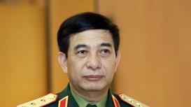 Danh sách tướng lĩnh, sỹ quan quân đội trúng cử Đại biểu Quốc hội khóa XV