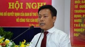 Thủ tướng bổ nhiệm nhân sự Bộ Nội vụ, Thanh tra Chính phủ, Đại học Quốc gia Hà Nội