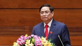 Hôm nay, Thủ tướng trình Quốc hội phê chuẩn 4 Phó Thủ tướng và 22 Bộ trưởng, trưởng ngành