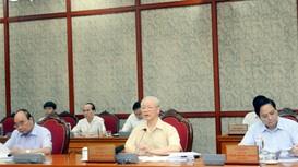 Tổng Bí thư Nguyễn Phú Trọng: Chủ động kịch bản và giải pháp cho các khả năng, tình huống