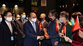 Chủ tịch nước Nguyễn Xuân Phúc dự khai mạc Phiên thảo luận chung cấp cao Đại hội đồng Liên hợp quốc