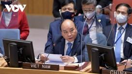 Chủ tịch nước Nguyễn Xuân Phúc đề xuất một số giải pháp đảm bảo an ninh lương thực