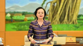Bộ trưởng Nội vụ Phạm Thị Thanh Trà lý giải tổng biên chế năm 2022 thêm hơn 7.000 công chức