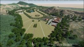 Nghệ An: Gấp rút triển khai thi công các hạng mục Dự án Công viên sinh thái vĩnh hằng