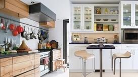 5 mẹo nhỏ giúp tăng thêm không gian cho căn bếp