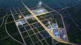 Khu đô thị 'vàng' hứa hẹn tạo sức bật cho miền Tây xứ Nghệ