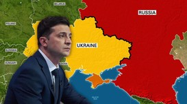 Tướng Cương: Ukraine dưới thời Zelenskiy sẽ chọn chính sách mềm mỏng với Nga
