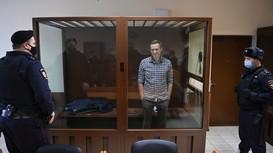 Tổng thống Mỹ cho rằng Nga bắt giam ông Navalny là 'có động cơ chính trị'