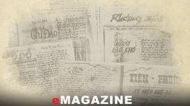 Những tờ báo tiền thân của Báo Nghệ An: Những tờ báo của các tổ chức cách mạng và Xứ ủy Trung Kỳ