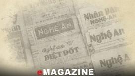 Từ tin Nghệ An đến Báo Nghệ An và báo Nhân dân Nghệ An