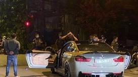 Bị chém trọng thương vì pô xe BMW nổ to