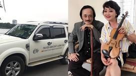Giang Còi rao bán xe hơi lấy tiền chữa bệnh ung thư