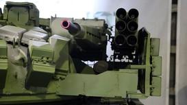 """Hoảng sợ với """"cái đầu"""" siêu chiến xa Object 787 của Nga"""