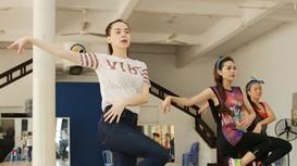 Bài nhảy sôi động giúp phái nữ đốt cháy mỡ thừa toàn thân