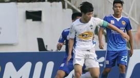 Xem lại tuyệt phẩm Công Phượng đánh bại thủ môn Quảng Nam