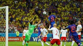 Xem lại 3 bàn thắng giúp Colombia thắp lại hy vọng vào vòng 1/8