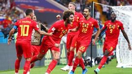 Video bàn thắng Bỉ ngược dòng ngoạn mục hạ Nhật Bản 3-2