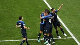 Xem lại những tuyệt phẩm của trận chung kết Pháp 4-2 Croatia