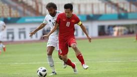 Xem lại bàn thắng tinh tế của Văn Quyết hạ gục thủ thành U23 Pakistan