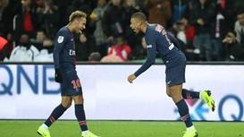 Xem Mbappe và Neymar cùng vẽ tuyệt phẩm giúp PSG lập kỷ lục