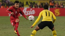Quang Hải lọt Top 5 ngôi sao được kỳ vọng nhất Asian Cup