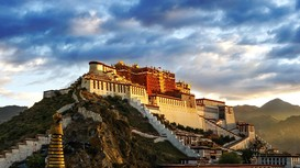 Chiêm ngưỡng Cung điện Potala kỳ vĩ - trái tim của Phật giáo Tây Tạng