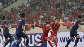 Xem Quang Hải đi bóng như Messi, Hoàng Đức lập siêu phẩm vào lưới U23 Thái Lan