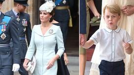 Kate và con trai cả vào danh sách 30 người mặc đẹp nhất nước Anh