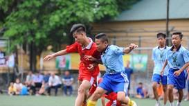 Highlight Thiếu niên TP. Vinh - Thiếu niên Tân Kỳ: 1 - 0