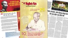 Đón đọc Báo Nghệ An số đặc biệt kỷ niệm 74 năm Ngày Quốc khánh 2/9