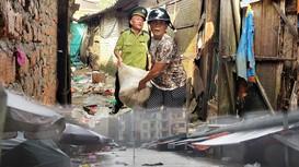 Tiểu thương chợ Vinh lại trắng tay vì lụt