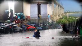 Vì sao thành phố Vinh ngập nặng?