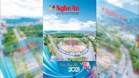 Đón đọc Báo Nghệ An số đặc biệt: Chào năm mới 2021