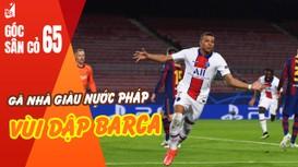 Gã nhà giàu nước Pháp vùi dập Barca; V.League hội quân sau Tết