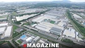 Tháo gỡ nút thắt hạ tầng công nghiệp - Kỳ 1: 'Quả ngọt' từ nỗ lực đầu tư