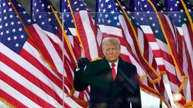 Trump thừa nhận 'có lỗi' trong vụ bạo loạn ở Tòa nhà Quốc hội Mỹ