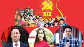 Niềm tin gửi tới Đại hội đại biểu toàn quốc lần thứ XIII của Đảng