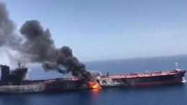 Nổ tàu trên vịnh Oman, phía Israel cho rằng Iran phải chịu trách nhiệm
