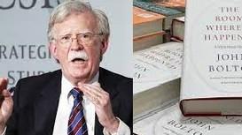 Chính quyền Mỹ rút đơn kiện cuốn sách của Bolton chỉ trích ông Trump