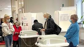 Nga công bố kết quả bầu cử Duma quốc gia