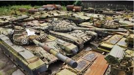 Ukraine bán bí mật quân sự về xe tăng cho Mỹ