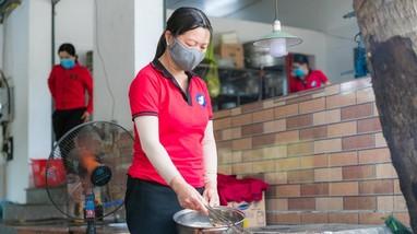 Thị xã Cửa Lò cho phép nhà hàng, quán ăn hoạt động trở lại