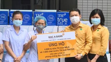 BAC A BANK ủng hộ 46 tỷ đồng vào Quỹ Vắc-xin phòng, chống Covid-19