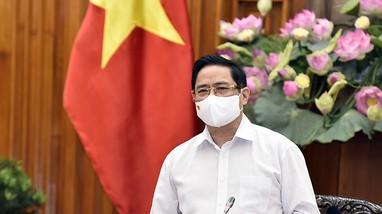 Thủ tướng Chính phủ: Không lơ là, không hoảng hốt trong phòng, chống dịch Covid-19
