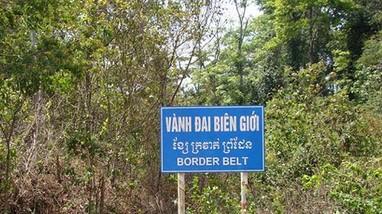 Các quy định cần biết khi đi vào khu vực biên giới